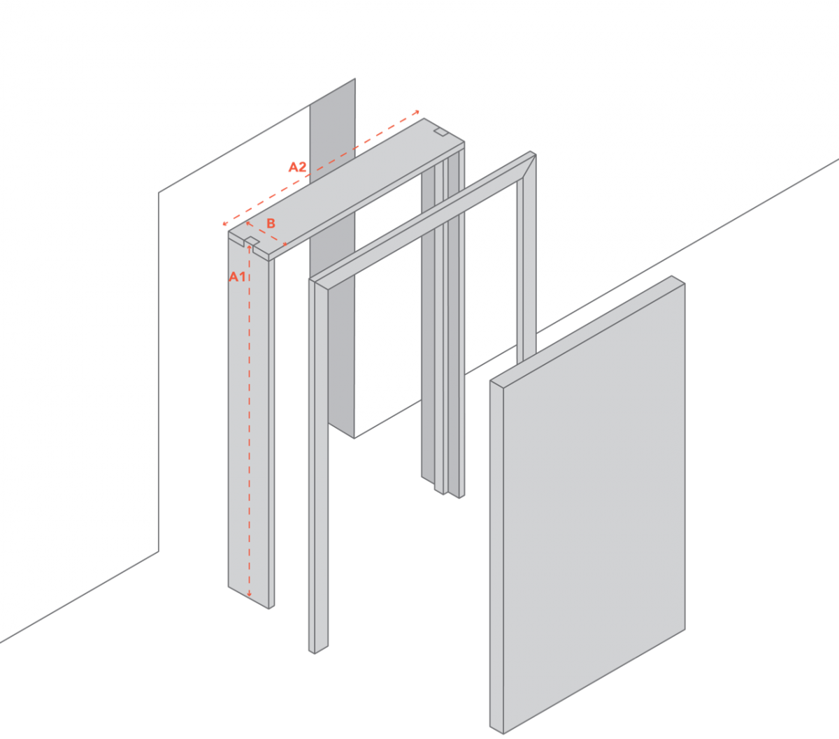 Education Range - Door Dimensions